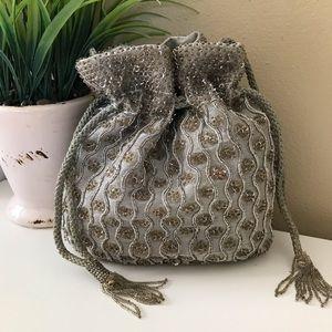 Handbags - Vintage beaded tote